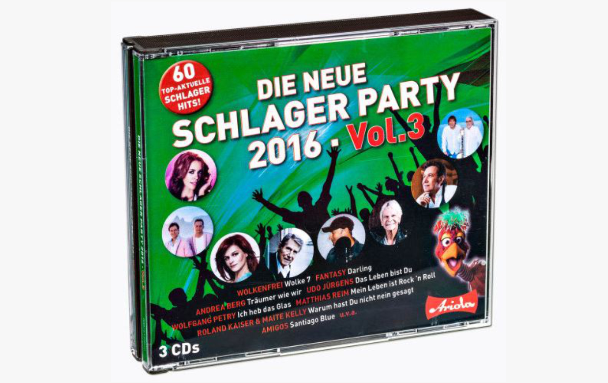 Schlager-Party 1