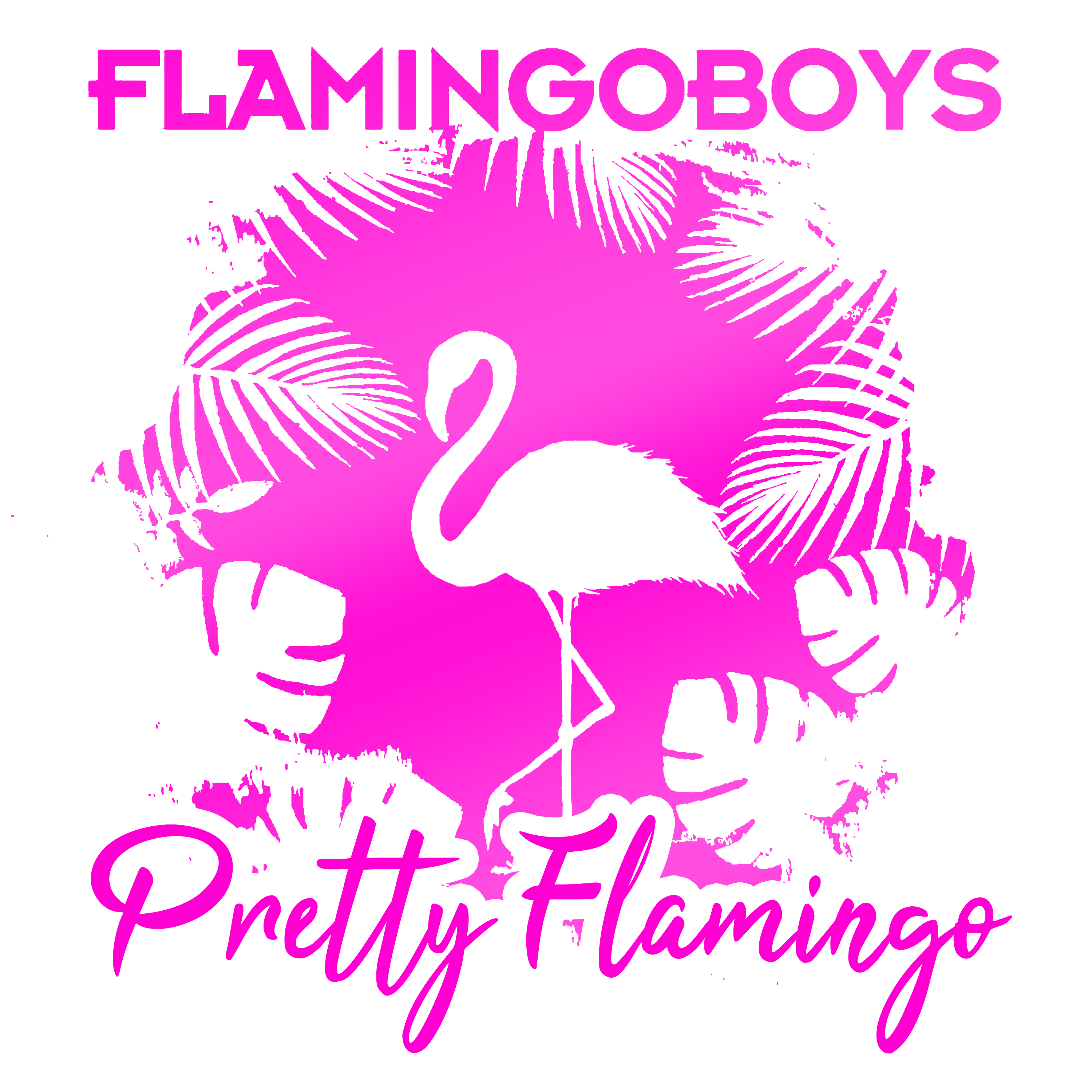 Pretty Flamingo
